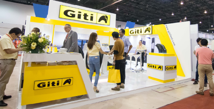 Giti Tire Pre-Launch announcement of Flagship Brand in ASEAN Commercial Tire Market